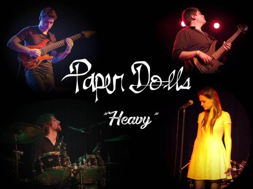 Paper Dolls' Single –Heavy